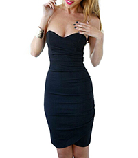 Strapless Sweetheart Sheath Dresses – Little Black Style