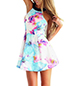 Halter Dress – Flirty Fun Floral Maillot
