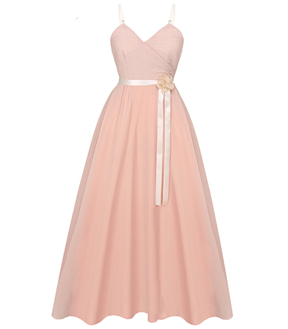 Summer Dress – Pink / Timeless Ball Gown