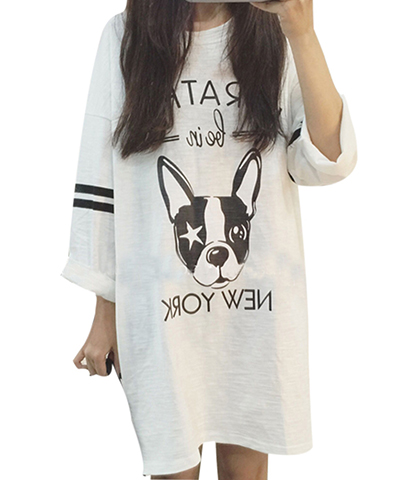 Oversized T-Shirt – I'd Rather Be In New York
